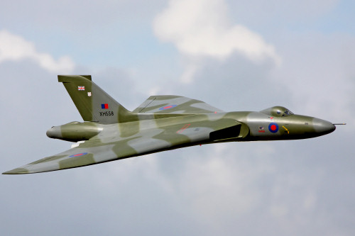 "Tony Nijhuis 98"" Turbine Powered Avro Vulcan"